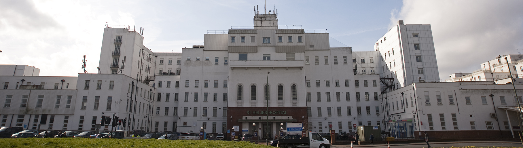St. Helier Hospital, UK