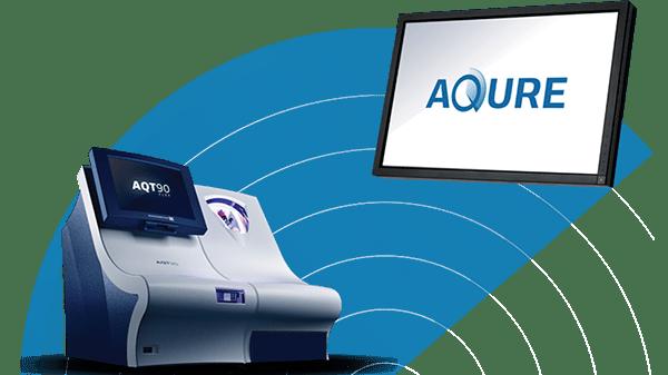 Immunoassay analyzer - AQT90 FLEX immunoassay analyzer