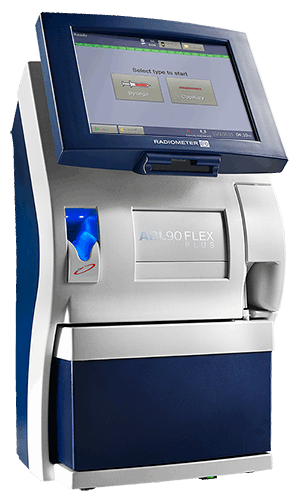 blood gas analyzer abl90 flex plus radiometer rh radiometer com
