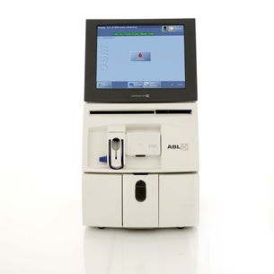 ABL80 FLEX CO-OX OSM blood gas analyzer